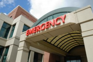 Instead of visiting this ER, see your dentist for the emergency dentistry you need